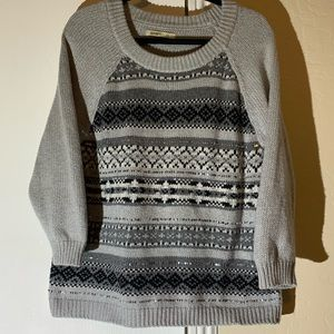 ❄️Old Navy Chunky Knitted Sweater Size XL